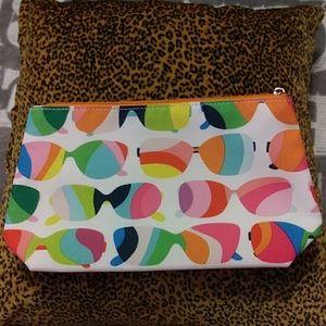 Clinique cosmetic bag